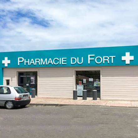 Pharmacie du Fort